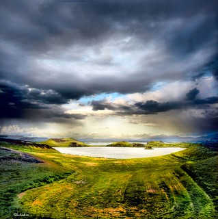 Icelandic landscape 13
