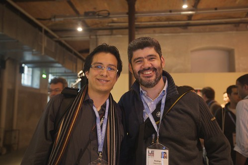 LeWeb'09: Victor Hugo and me