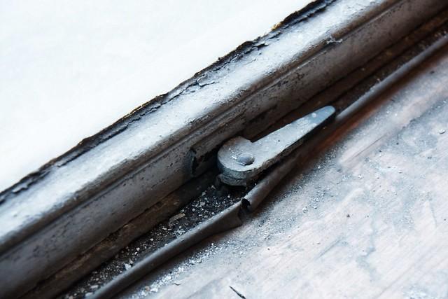 window lock handle