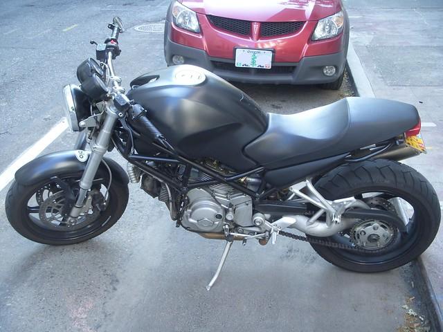 Arrow Exhaust Ducati Monster  Evo