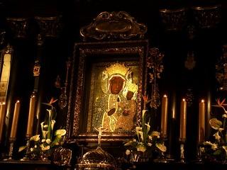 Czarna Madonna Częstochowska - Black Madonna of Częstochowa