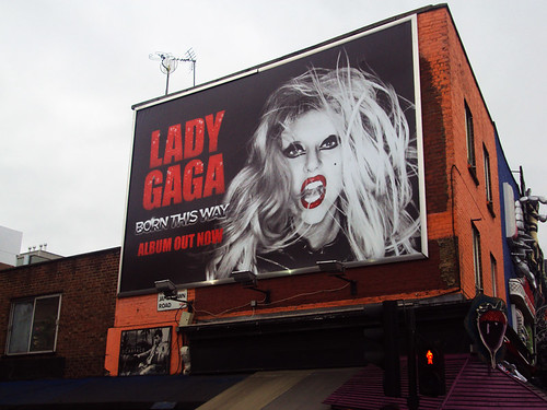 Born This Way in Camden Town