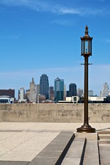 Kansas City Lamp