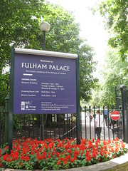 Fulham Palace Gates, Fulham, London