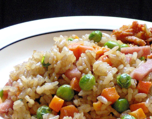 Fried Rice Hawaiian Style