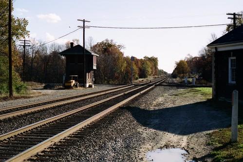 railroad tower train switch virginia track railway va signal doswell interlocking rfp hntower