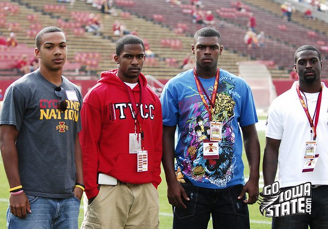 2010 Iowa State Football Recruits