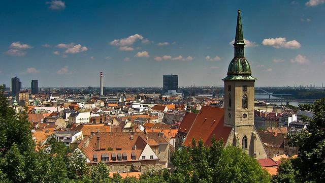 0010 - Slovakia, Bratislava