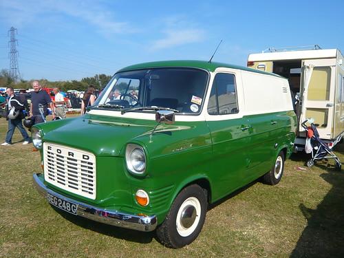 1969 Ford Transit Diesel Mk 1