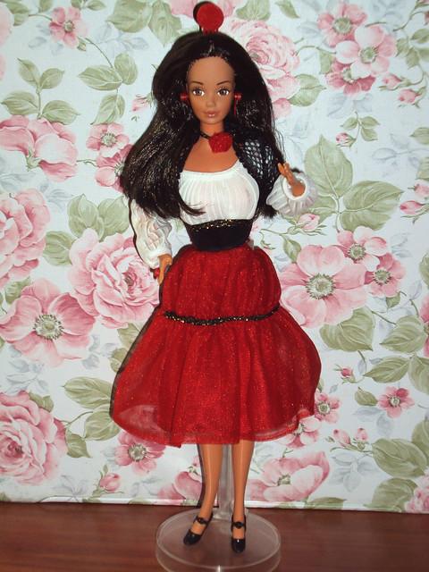 Barbie Hispanic 1979