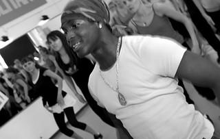 Cuban Salsa & Bailatino Masterclass 2007