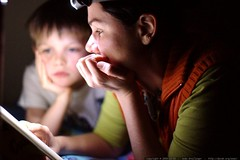 bedtime story in a blackout    MG 5595
