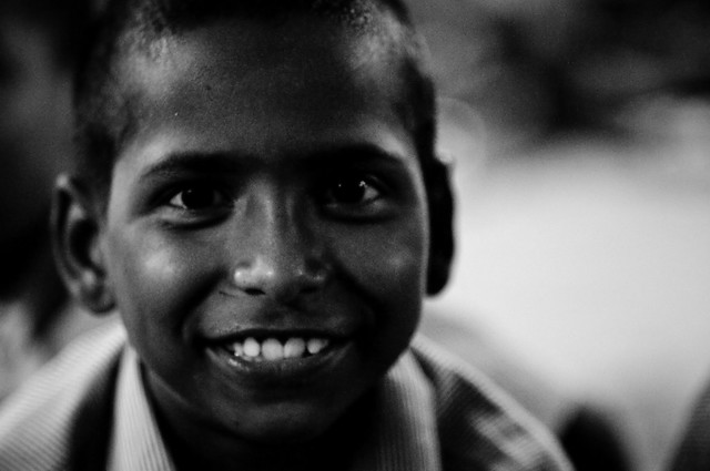 Niño riendo | Flickr - Photo Sharing!