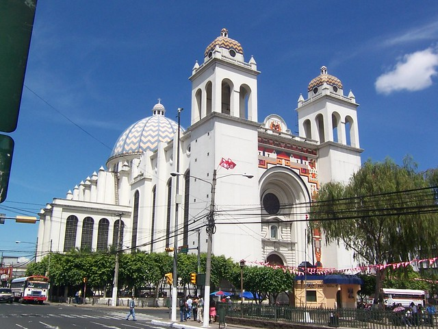 Catedral Metropolitana de San Salvador  Flickr - Photo Sharing!