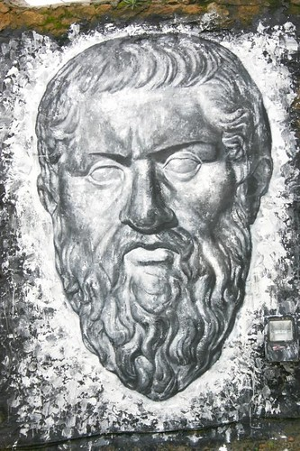 Platon, painted portrait IMG_7531