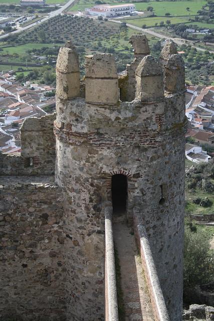 Castillo de Burguillos del Cerro