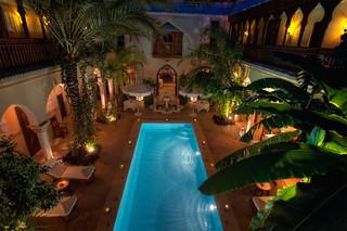 Riad, Marrakech HDR