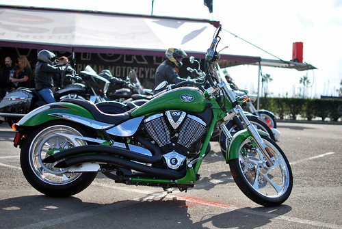 Victory green..