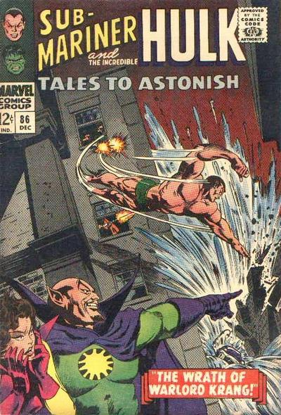 Tales to Astonish 086