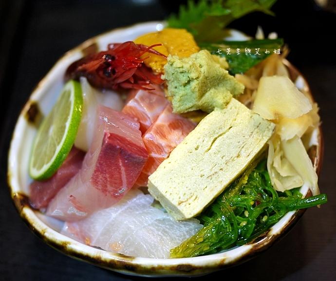 14 小六食堂海鮮散壽司