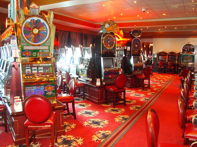 casino queen mary 2