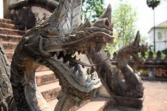 Wat Haw Phra Kaew, Vientiane, Laos