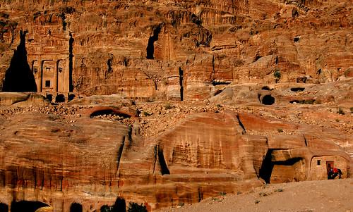 sunset ass desert petra middleeast donkey jordan 沙漠 驴 约旦