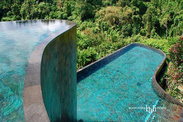 Pools Ubud Hanging Gardens Flickr Photo Sharing