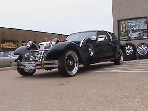 Bentley kit car