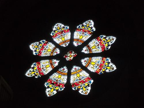 Window, St Mary's Chiddingfold