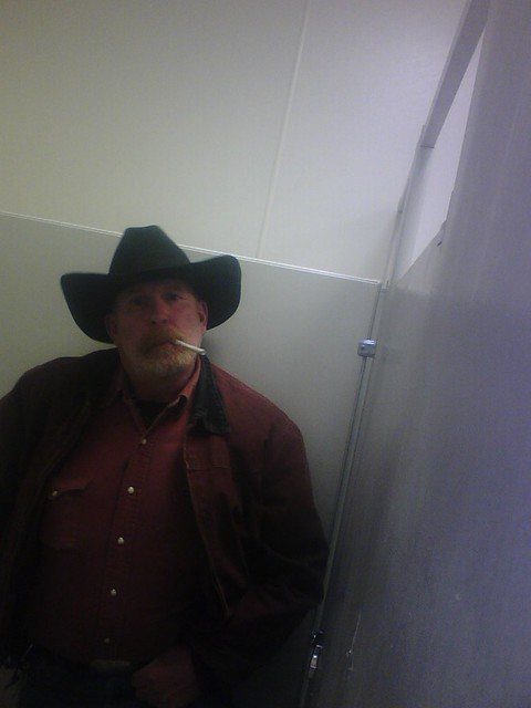 ... rancher cigar smoker, rest area bathroom, truck stop gay bj, ...