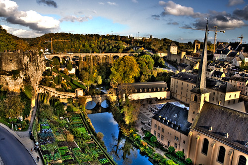 Luxembourg in HDR #6