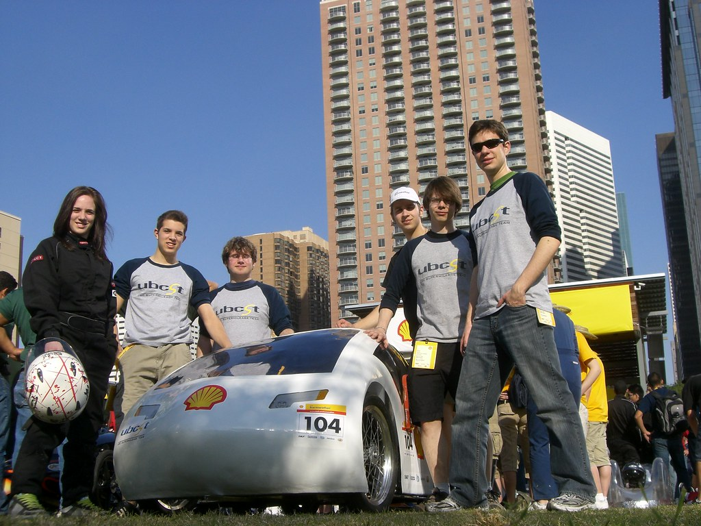 UBC Supermileage Team, 2010-2011
