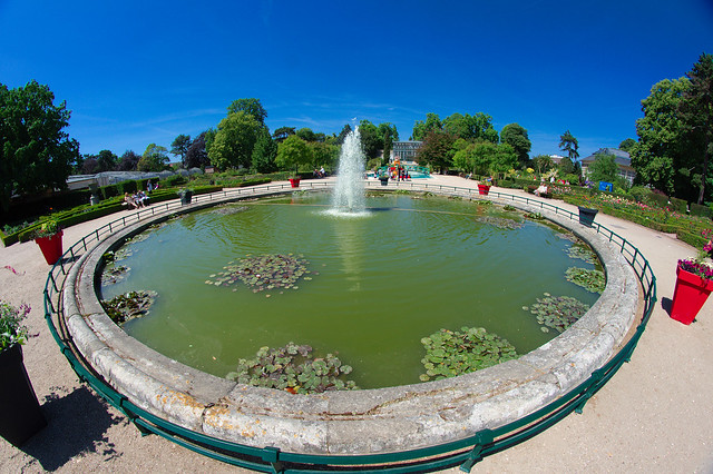 Fontaine du jardin des plantes flickr photo sharing for Animalerie du jardin des plantes