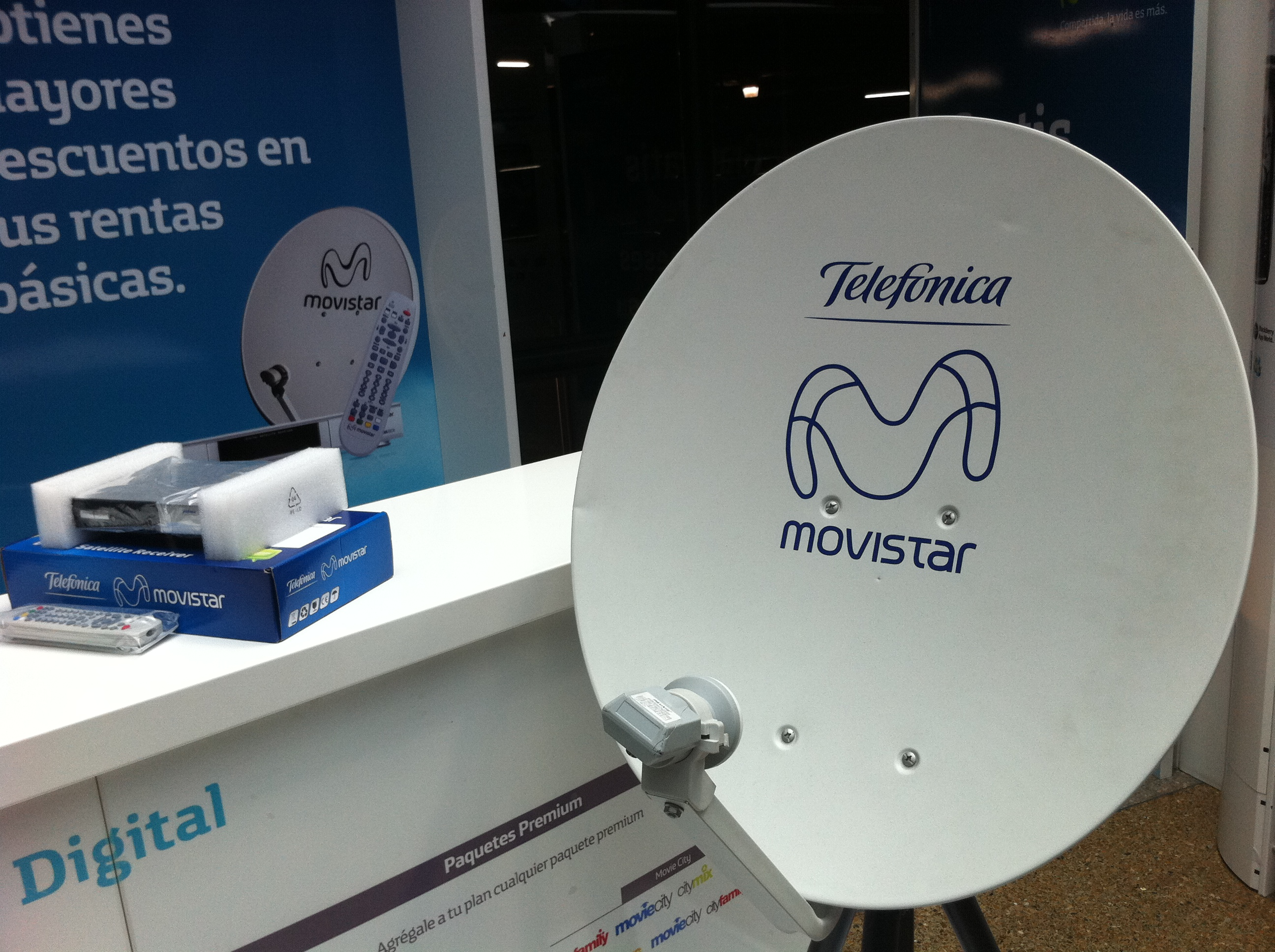 Movistar Tv Digital Archives Con