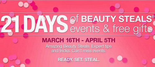 Ulta 21 Days of Beauty sale sales