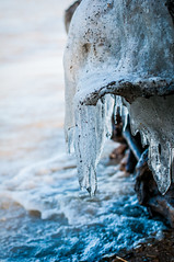 Dripping Ice