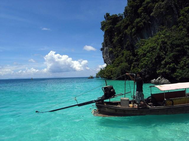 Islas Phi Phi, Tailandia.