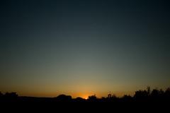 Coucher de soleil / IMG_3524