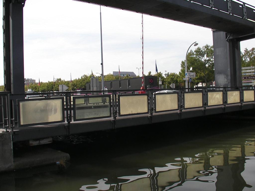 Pont levant du Bazin