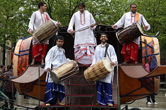 festival, drummer, musician, people, music, hand drum, dhol, social group, skin-head percussion instrument,