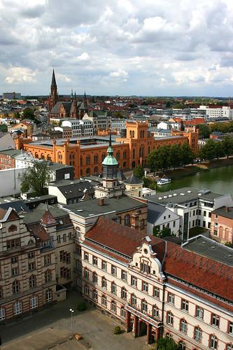Innenstadt Schwerin