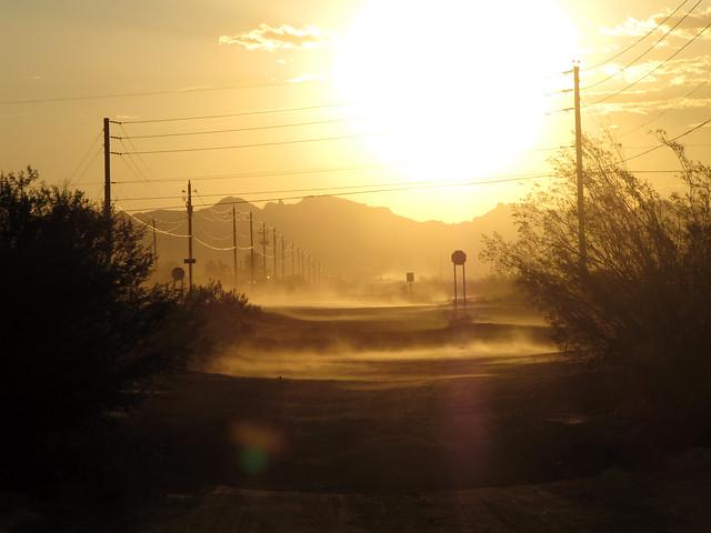 Wind/Dust/Sun