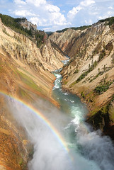 The Rainbow, The River, The Canyon..