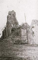 2éme bataille de la Marne - Torcy en Valois - Contre-Offensive  de 1918 (photo VestPocket Kodak Marius Vasse 1891-1987)