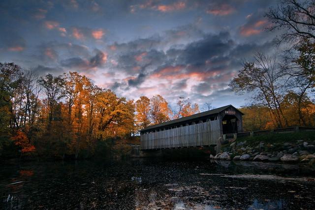 Fallasburg Covered Bridge
