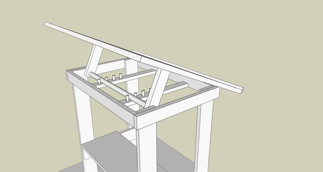 Make Your Own Drafting Table