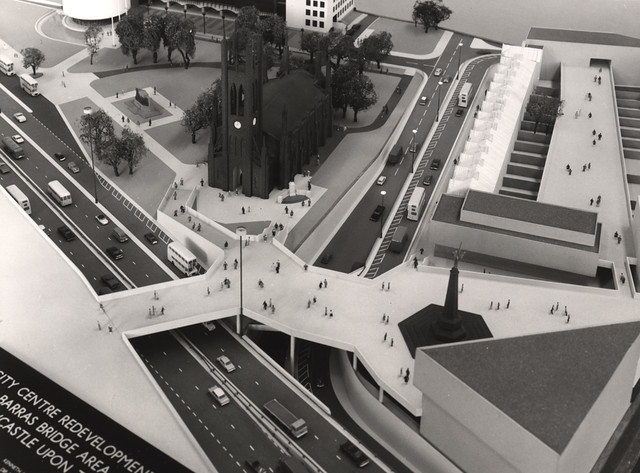 1968 proposal for Haymarket
