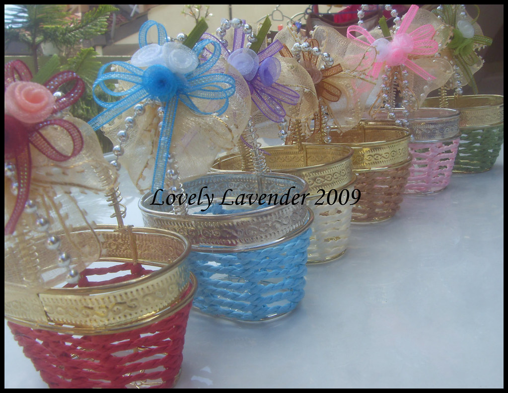 Wired Baskets Collection & door gift I cenderahati I wedding I perkahwinanu0027s most interesting ...