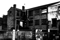Derelict Buildings, High Wycombe